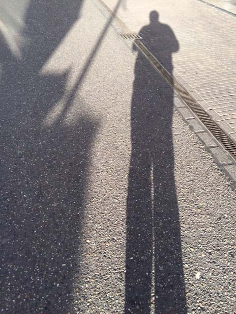Amsterdam Shadow