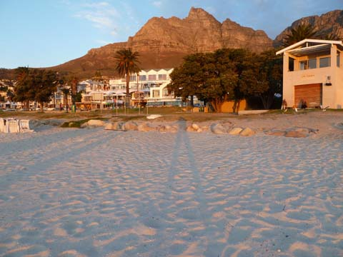 Capetown Camps Bay