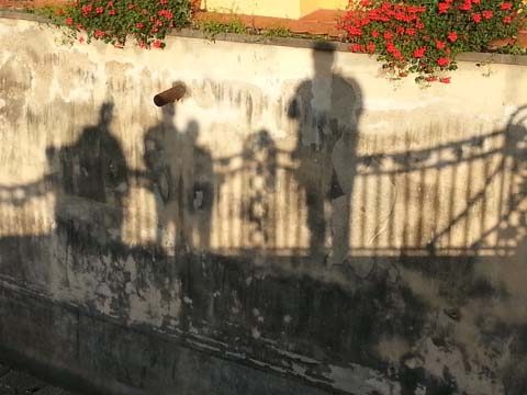 Prague Shadow