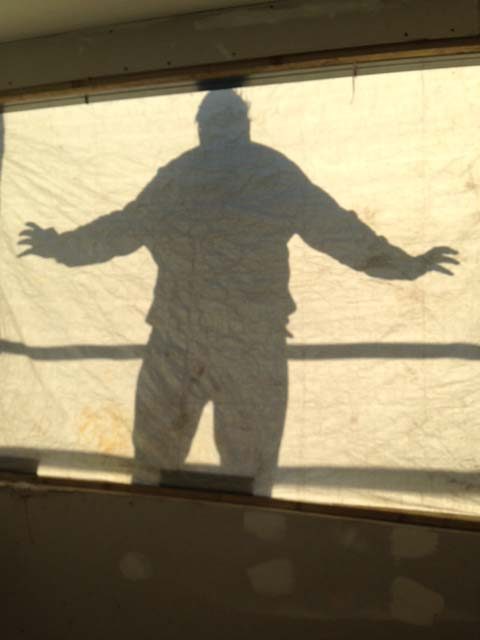 Sheeting Shadow