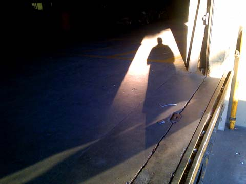 Warehouse Shadow